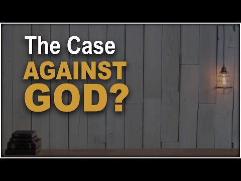 Evidence God doesn't exist