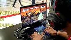 HP OMEN 15, Laptop Dengan Dual Screen Pertama di Dunia!!