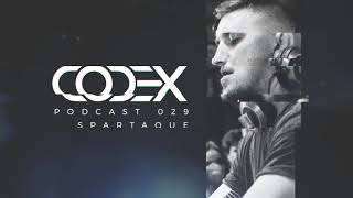 Скачать Codex Podcast 029 With Spartaque AudioClub Geneva Switzerland
