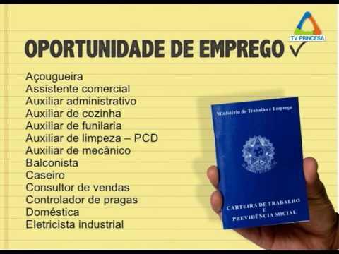 (JC 23/06/16) Vagas setor de empregos da Prefeitura