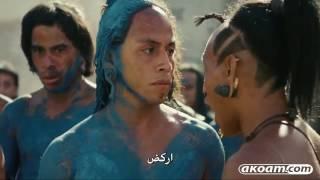 من الروع مشاهد فلم  Apocalyptoمترجم بالعربي HD