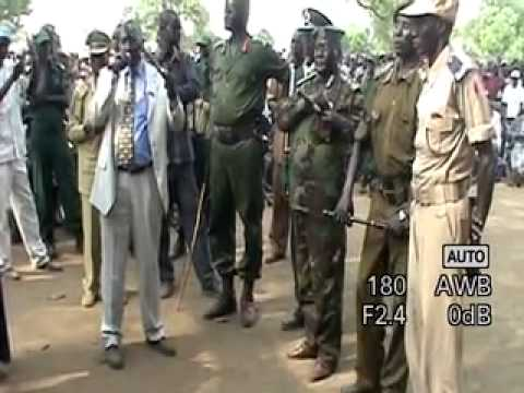Naath Nuer-Maiwut County Celebrated South Sudan Independent Day Part#2