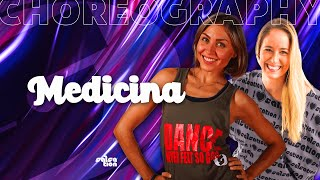 Medicina - SALSATION® Choreography by SMTs Kukizz and Natasha