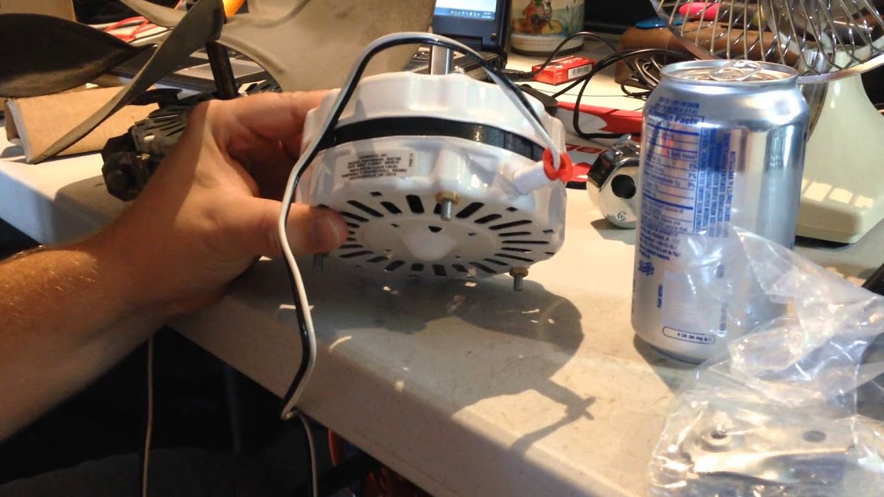 hight resolution of attic power vent fan motor replacement