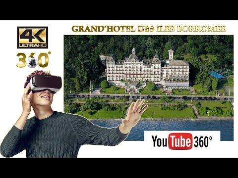 Grand'Hotel Des Iles Borromee - 5 Stelle Lusso A Stresa