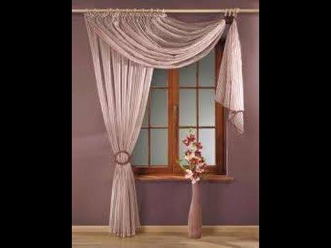 Como hacer cortinas para sala youtube - Buscar cortinas para salas ...