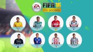 FIFA 16 - Toma El Control | Candidatos a portada | México