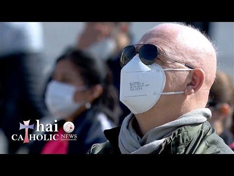 """ข่าวพระศาสนจักรคาทอลิก 28-02-2021 """"หลุดพ้นความเฉื่อยชาฝ่ายจิตเพื่อช่วยเหลือผู้อื่น"""""""
