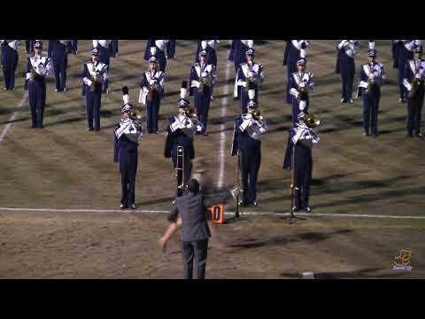 Granville High School Marching Band 12/30/2017