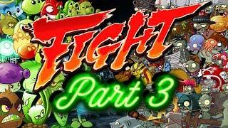 Plants vs Zombies 2 Tournament Сhallenge Fight! Part 3 PvZ 2 Gameplay