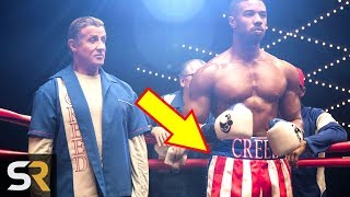 The Hidden Ways Creed 2 Pays Tribute To Rocky IV