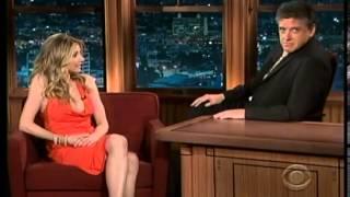 Sarah Chalke on Craig Ferguson (2009)