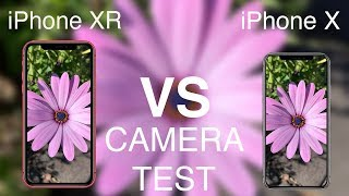 iphone xr vs xs max camera test in hindi