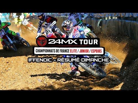 24MX Tour - Iffendic : Résumé Dimanche