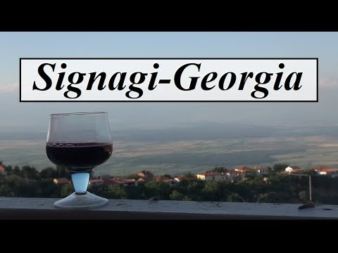 Georgia/Signagi (Lower Square&Khati WINE) Part 4 from YouTube · Duration:  4 minutes 1 seconds