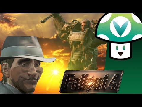 [Vinesauce] Vinny - Fallout 4: Previously, on Fallout 4...
