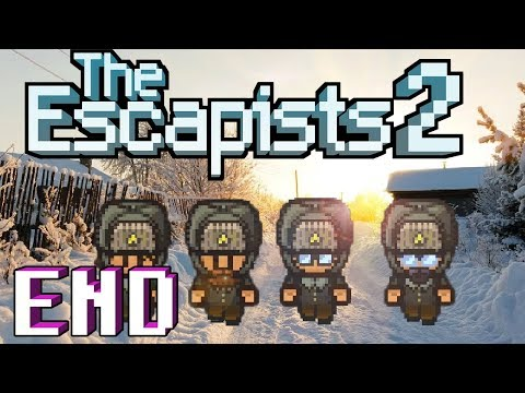 The Escapists 2: 4-Player - Tundra - #3 - Beyond the Red Door