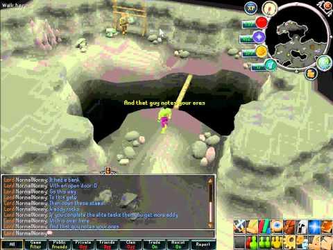 RuneScape[P2P] Best Adamantite Mining Spot