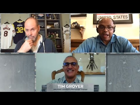 Michael Jordan's Trainer Tim Grover on the 'Flu Game' & More   The Steam Room
