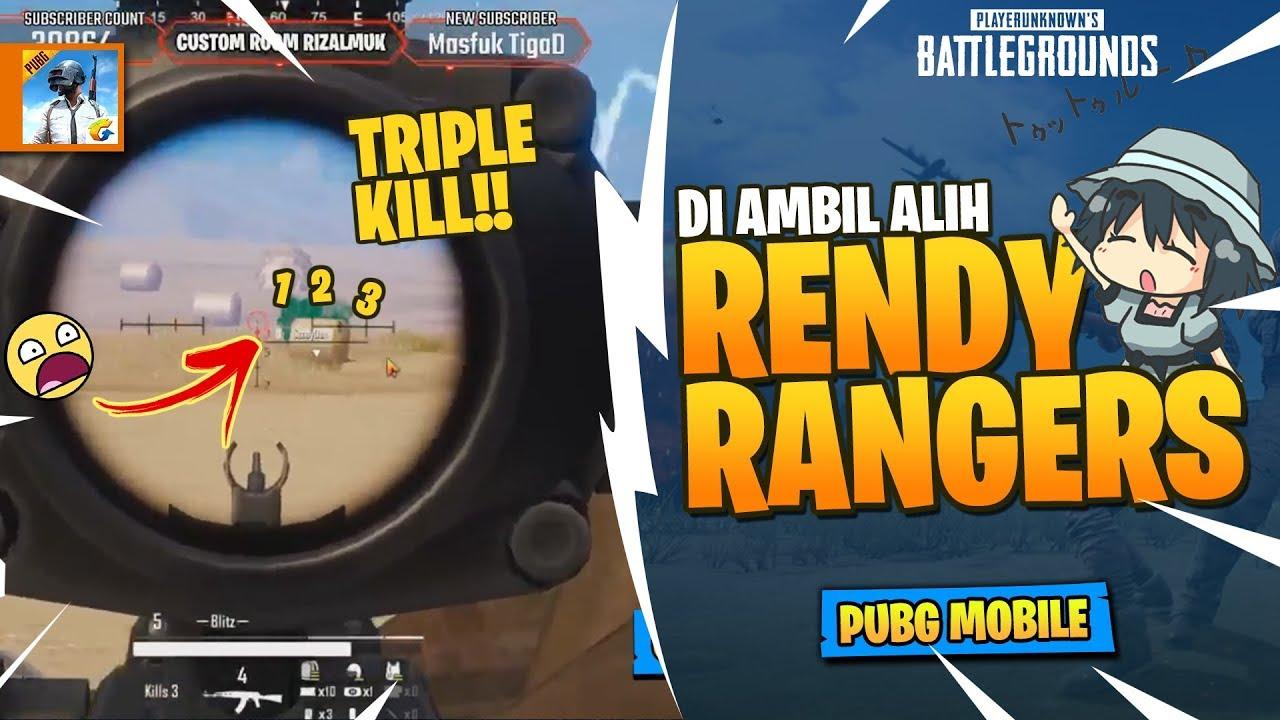 Channel di AMBIL Alih RENDY RANGERS!? - Highlight Montage PUBG