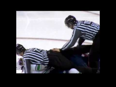 Mike Simpson vs Justin Hickman Jan 20, 2013
