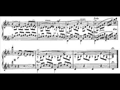 Mendelssohn - Lieder ohne Worte op. 30 nº 1