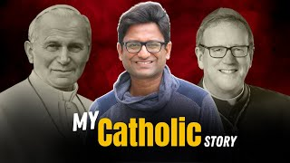 Protestant to Catholic Conversion    Catholic Conversion Testimony ( 2019 )    Joseph Dinesh   India