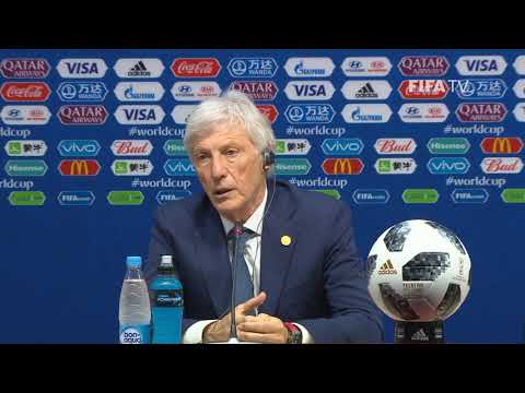FIFA World Cup™ 2018: Colombia v. Japan - Colombia Post-Match Press Conference