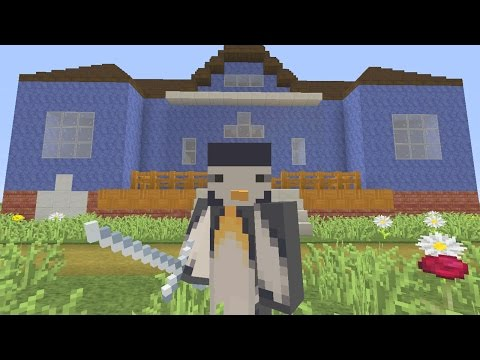 Minecraft Xbox - Murder Mystery - Hello Neighbor (2)