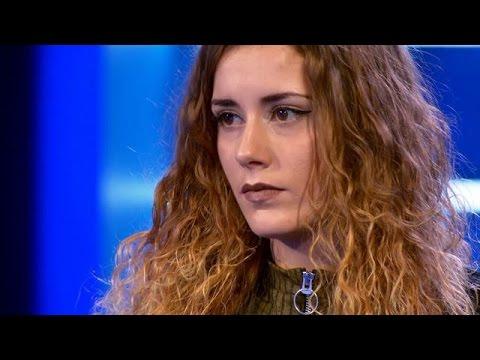 Luana gaat hard tegen de jury in - IDOLS