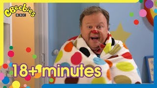 Mr Tumble's Rainy Day Activities Compilation   +18 Minutes