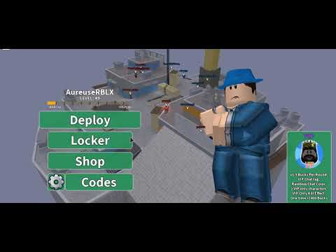 Codes for roblox arsenal   FREE SKIN CODE FOR ROBLOX ARSENAL