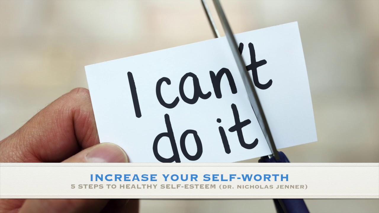 increase self worth