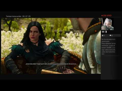 The Witcher 3:  DLC Blood & Wine Part 19