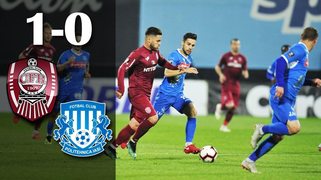 Rezumat: Poli Iasi - Dinamo 0-1 Etapa 5 Play Out Sezon ...   Poli Iasi