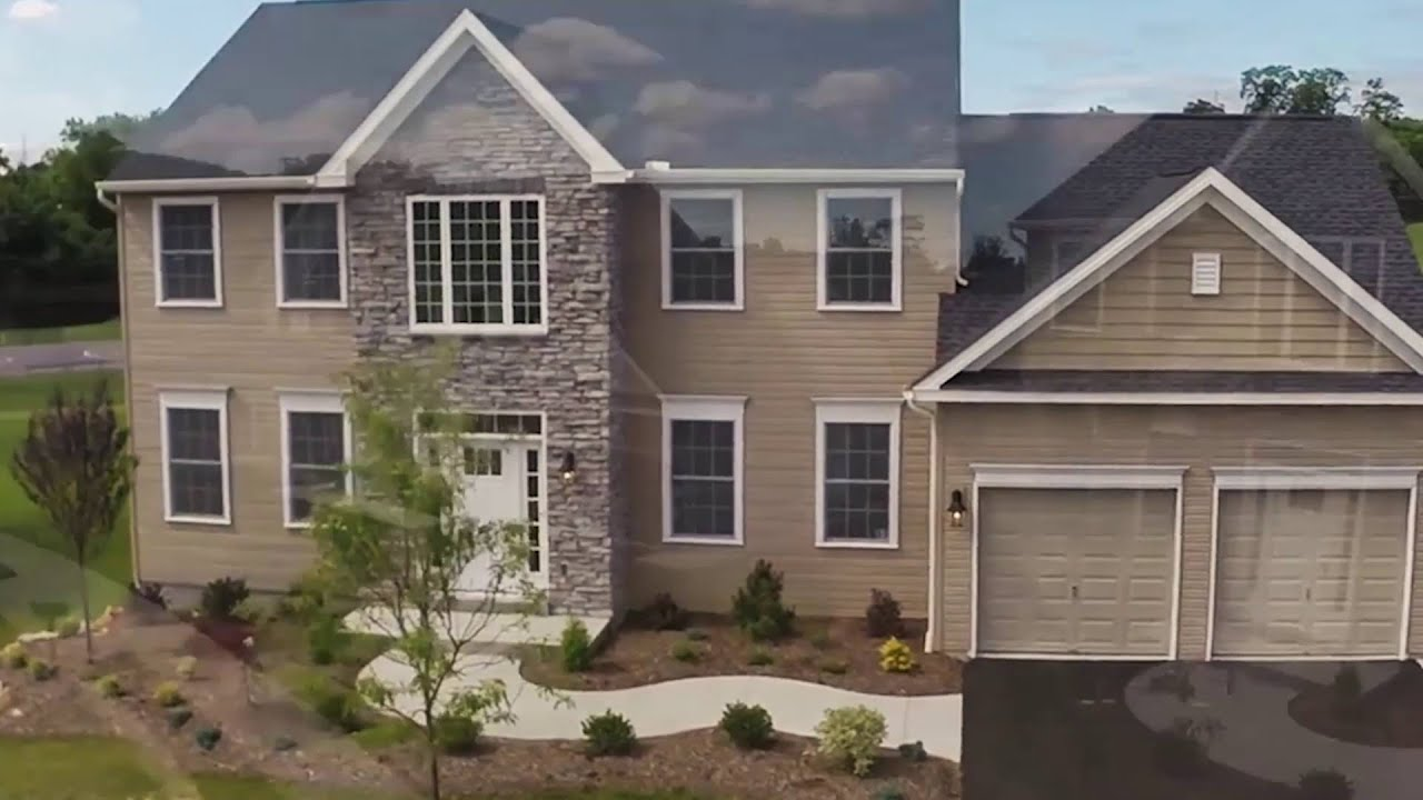 Forino New Homes - Virtual Tour - YouTube