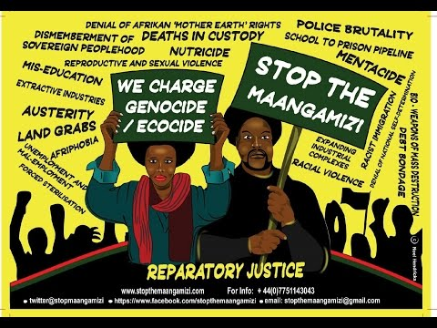 CALL TO PARTICIPATE IN THE 1ST AUGUST EMANCIPATION DAY MARCH 2016