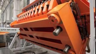 Кантователь-стенд металлических заготовок(Для кантования металлических заготовок был разработан специальный кантователь с автоматическим укладчик..., 2016-04-28T08:13:28.000Z)