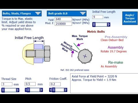 Bolt Torque vs Angle and Hydraulic Fitting Tightening Guide - DG4