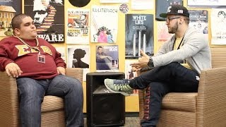 Interview: Andy Mineo