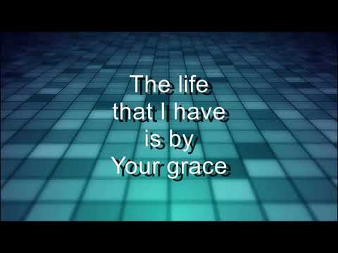 Saved By Grace - Israel Houghton (Backing) - 2020