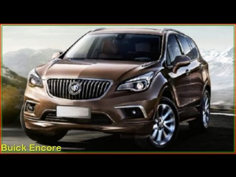 Buick Encore New Buick Encore AWD Specs And Pictures - Buick encore wiki