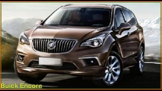 Buick Encore 2017 - New 2017 Buick Encore AWD Specs and Pictures