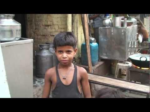 Indie Delhi, kam jsme si s bratrem odskočili při návratu z Nepálu v roce 2010