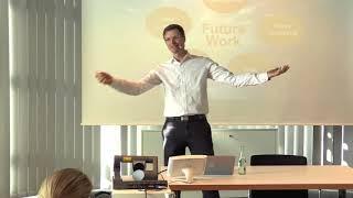 Microsoft Office 365 - New Work Style bei Continental - Vortrag Harald Schirmer bei AUDI