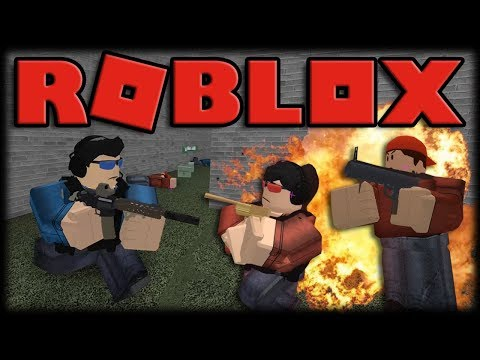 O GUNGAME MAIS FRENÉTICO DO ROBLOX!! - ROBLOX Arsenal