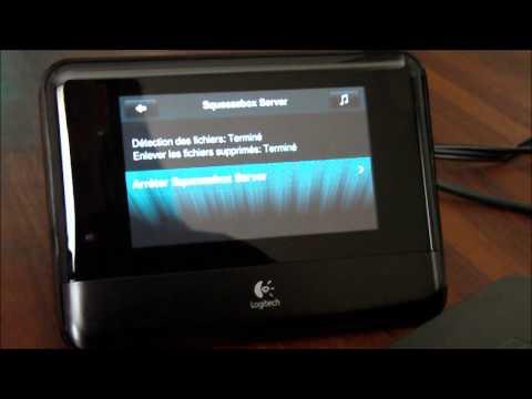 Squeezebox Touch - Squeezebox Server Et Disque Dur USB - Partie 3/4