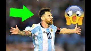 Argentina vs Ecuador goles hat trick de messi vs ecuador eliminatorias rusia 2018
