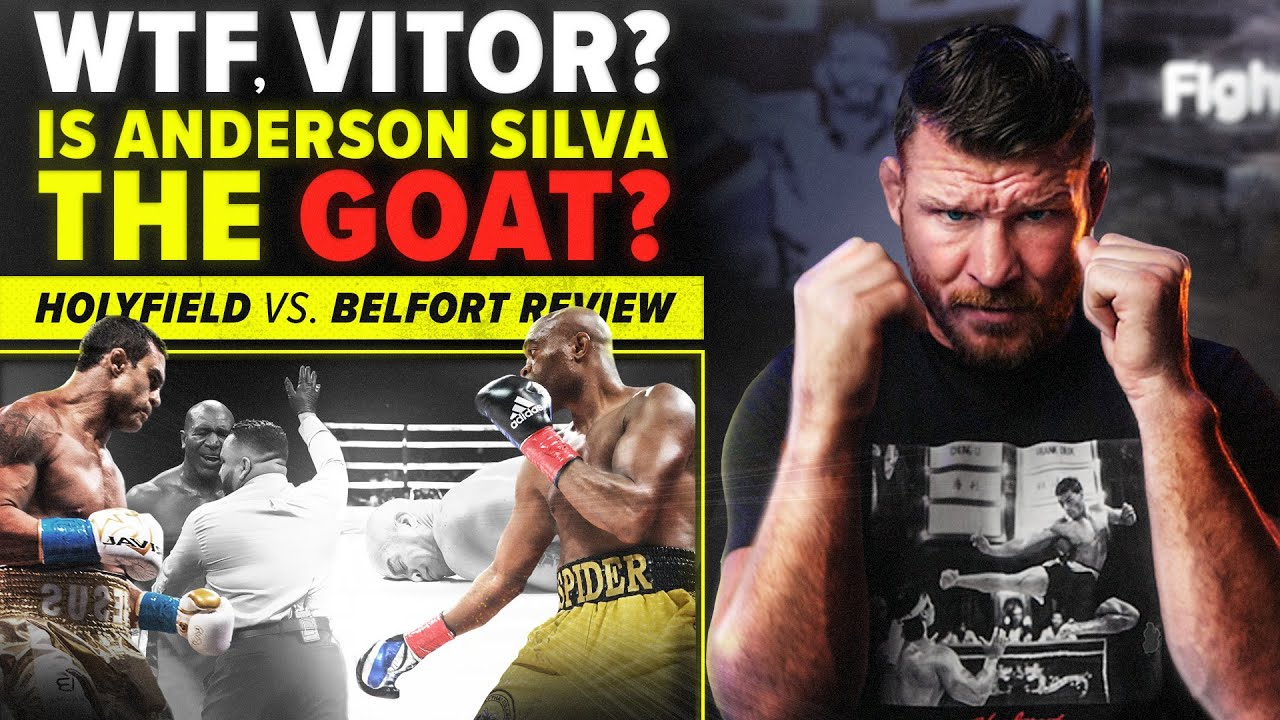 Triller Boxing: WTF Vitor? | Is Anderson Silva the GOAT? | Holyfield vs Belfort Review
