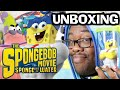 SPONGEBOB MOVIE UNBOXING - Sponge Out of Water : Black Nerd